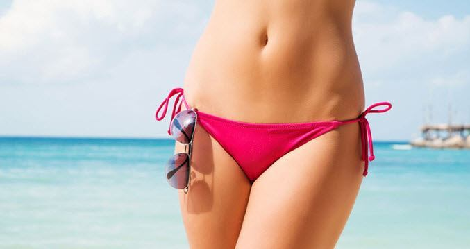 Bikini-Season-Flat-Stomach