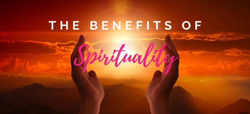 the benefits of spirituality