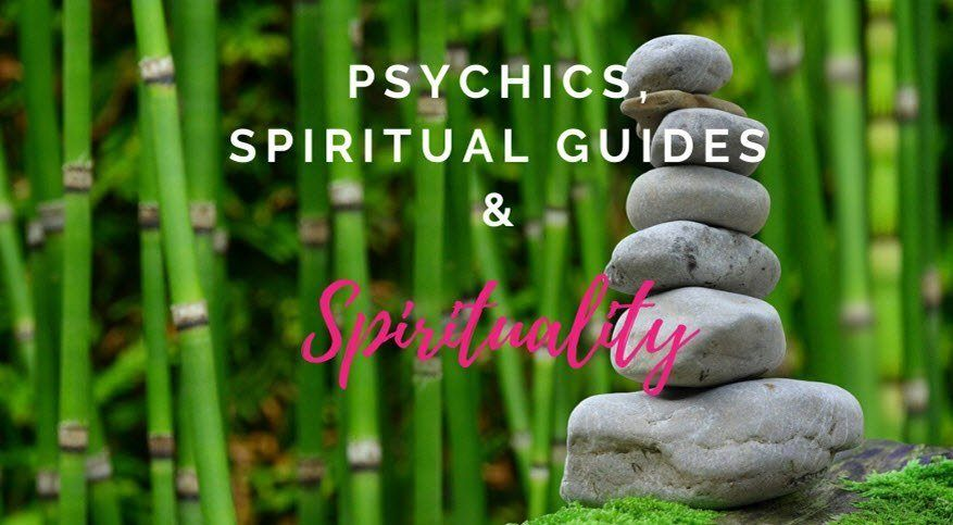 psychics spiritual guides