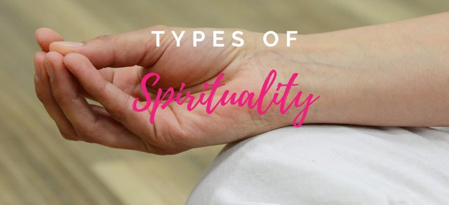 the types of spirituality