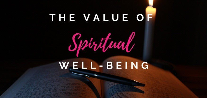 value of spiritual well-being